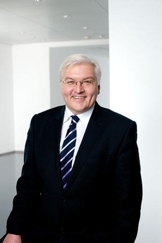 frank walter steinmeier, president federal republic of germany