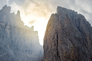rope climbing, dolomites, south tyrol, db-mobil