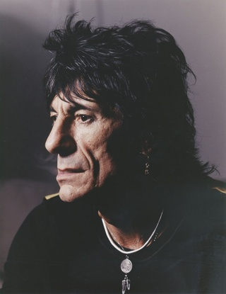 ron wood, rolling stone